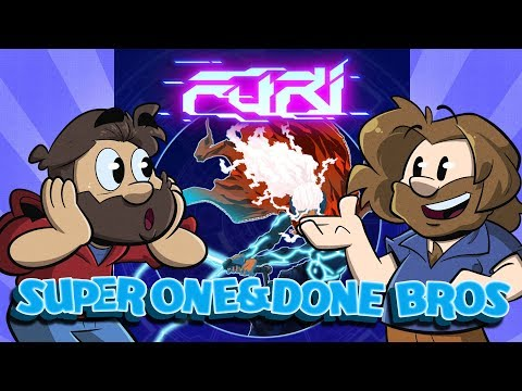 Super One and Done Bros | Let's Play: Furi | Super Beard Bros.