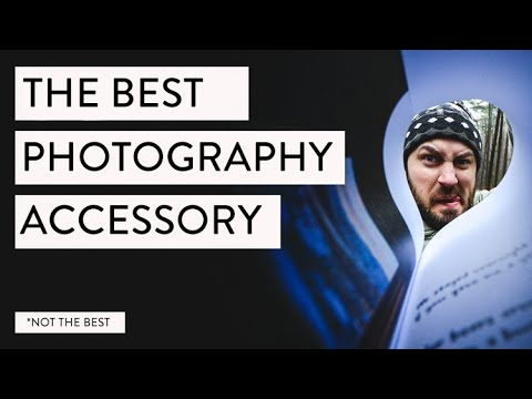 Not the BEST PHOTOGRAPHY accessory, at all...