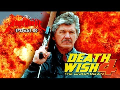 Rageaholic Cinema: DEATH WISH 4: The Crackdown