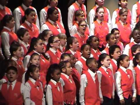 Chicago Children's Choir 12/15/2007 - YouTube