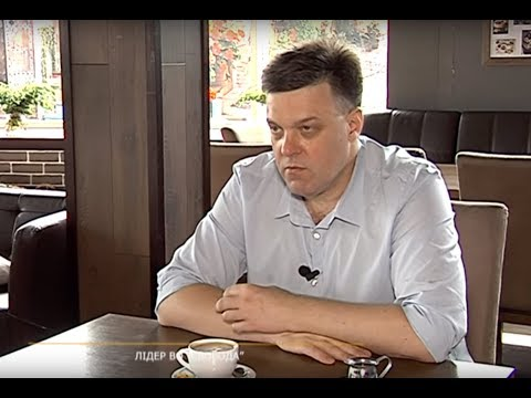 ТРК ВіККА: За філіжанкою кави. Олег Тягнибок