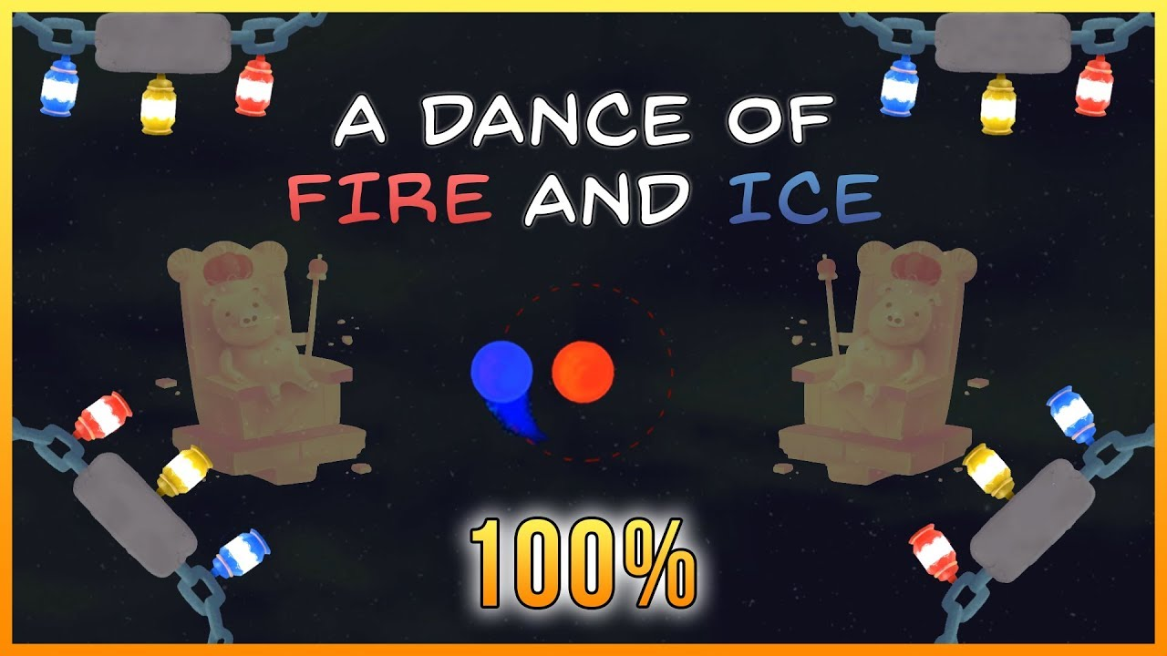 dance of fire and ice demo