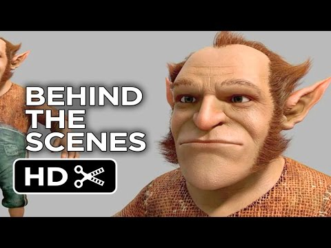 Strange Magic Behind The Scenes - Three Little Birds (2015) - Animated Movie HD