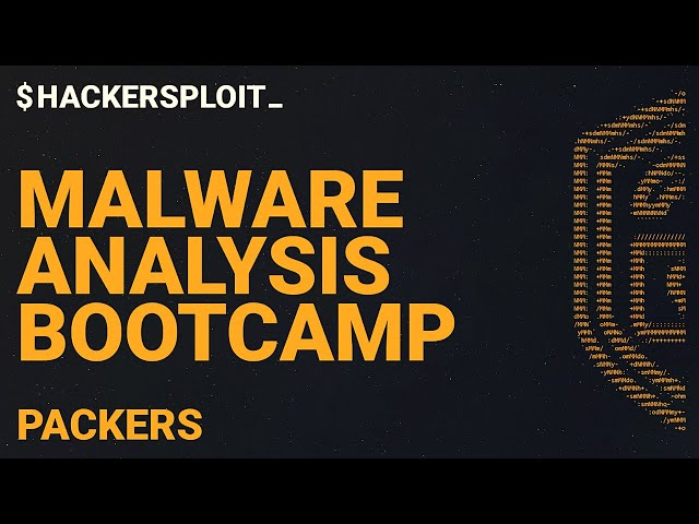 Malware Analysis Bootcamp - Packers & Unpacking