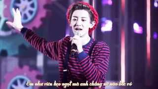 [Vietsub]: Beautiful Girl (Skull & Haha) - Chanyeol Ver