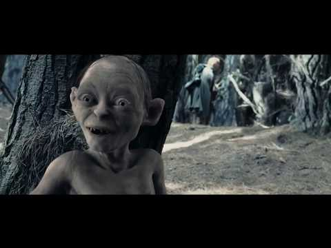 Gollum's Plan (The Lord of the Rings-The Two Towers)
