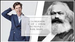 """DMP - Karl Marx : """"La religion c'est l'opium du peuple"""""""