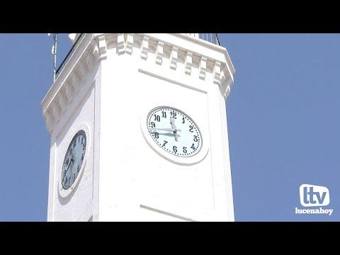 VÍDEO: El  Ayuntamiento volverá a licitar el mantenimiento y conservación del casi centenario reloj de la Plaza Nueva