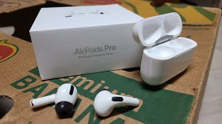 Airpods Pro Review