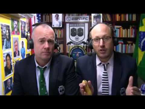 Men in Blazers: World Cupcakes, Germany Vs. Algeria | FIFA World Cup 2014, Brazil