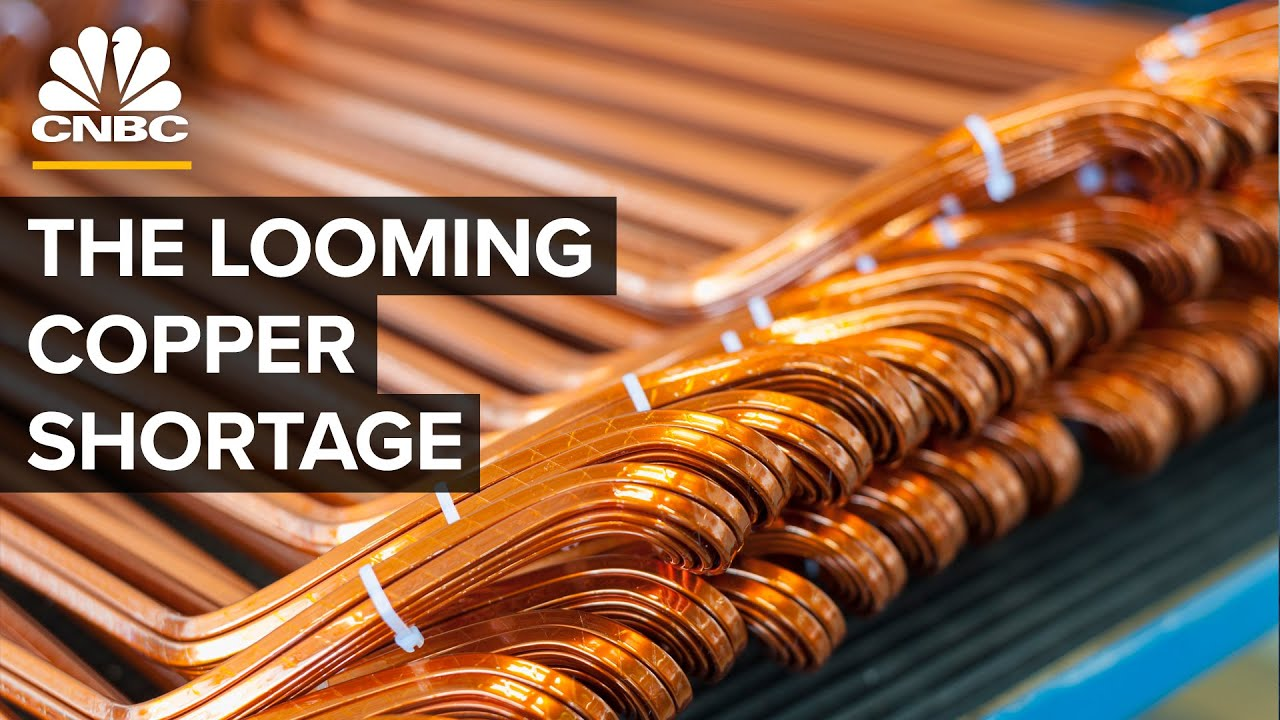 Why A Looming Copper Shortage Has Big Consequences For The Green Economy