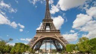 видео «Прогулка по Парижу»