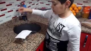 Basınç Deneyi -ÖMER TUNA TOSUN -Kartal Doga