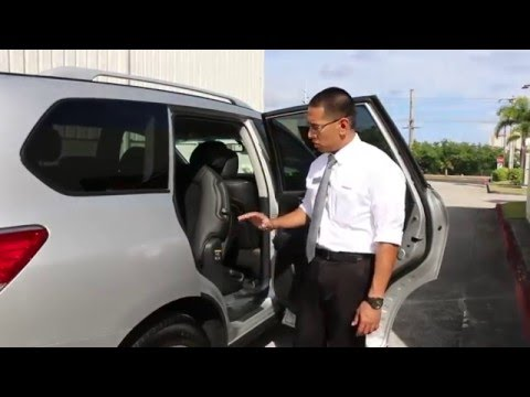 Nissan Guam Sales Consultant Tom Quiogue - Latch and Glide