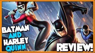 Batman and Harley Quinn Movie Review!