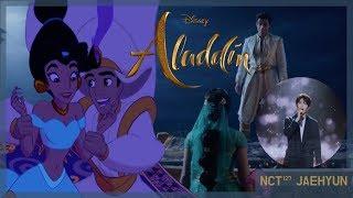 Download lagu [NCT JAEHYUN] Disney's Aladdin 1992 X 2019 'A Whole New World' MV