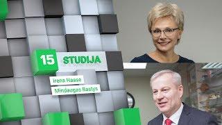 Mindaugo Basčio ir Irenos Haase debatai