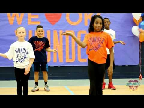Jump Rope For Heart performance by Putnam Heights Elementary