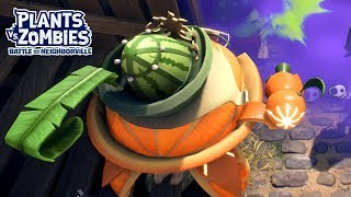 Watermelon Citron - Plants vs. Zombies: Battle for Neighborville - Gameplay Part 43