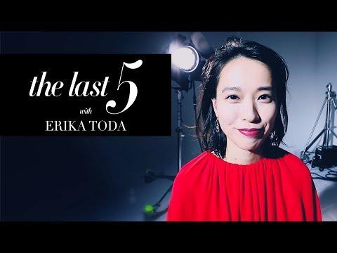 女優・戸田恵梨香が教えてくれた「最近、心がなごんだ瞬間は?」|Erika Toda|The Last 5|Harper's BAZAAR Japan