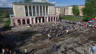 Вальс выпускников | Усть-Катав 2017