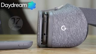 Google Daydream view VR headset review (Arabic)