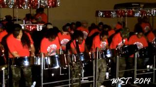 Pan Fantasy Steelband - Big People Party - Panorama 2014 - Basement Panyard Recordings - Tempo