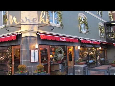 Marché Restaurant Eugene  Incredible 5 Star Review By Anthony R.