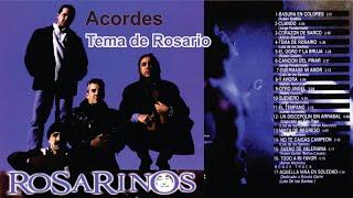 Tema de Rosario - Lalo de los Santos - VÍDEOACORDES DE LOS ROSARINOS