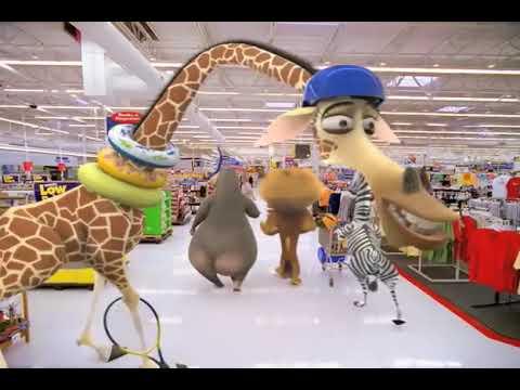 Madagascar WALMART shopping spree
