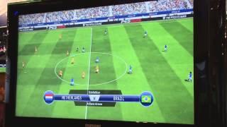 FIFA 15 vs PES 2015   GamesCom Gameplay Footage Comparison HD   Next Gen Football