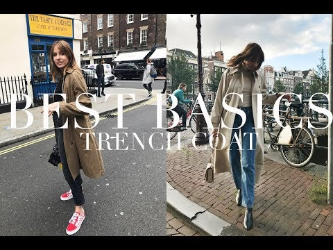 Testing Basics | Trench Coats