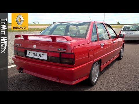 1987 Renault 21 2L Turbo (Italian)