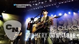 Eric Church in Playboy | Country Download Ep. 18 | Country Now