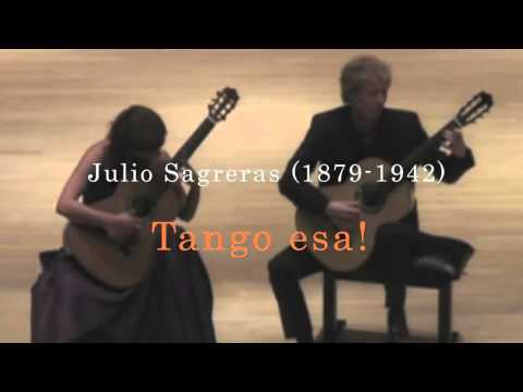 Tango Guitar Duets - Moller & Fraticelli live in Quebec