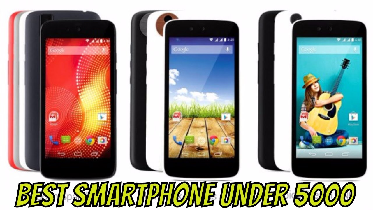 best cell phones under 5000 rs
