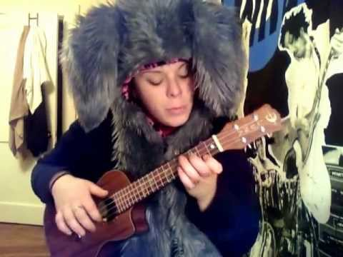 Lynsey Moon Im Just Your Problem Adventure Time Ukulele Cover