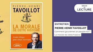 """Envie De Lecture – Emission de janvier 2021. Spéciale """"Pierre-Henri Tavoillot"""""""