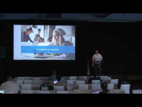 "FutureStack16 SF: ""From APM to Full Stack,"" Cameron Jones, Blue Medora"