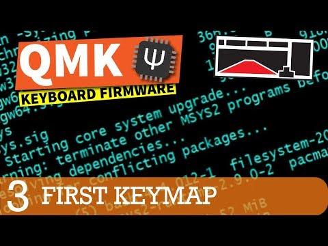 QMK Firmware Tutorial: Starting a Layout (Part 3)