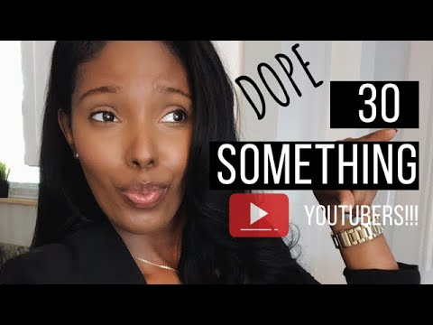 "Dope ""30-Something's"" 
