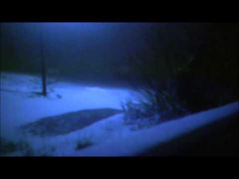 Sneeuwstoring brengt veel sneeuw