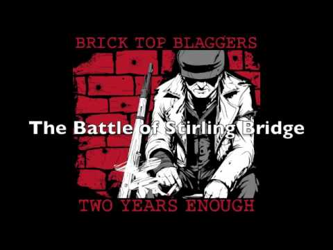 """The Battle of Stirling Bridge"" by Brick Top Blaggers"