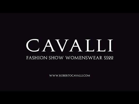 Roberto Cavalli SS22 Womenswear