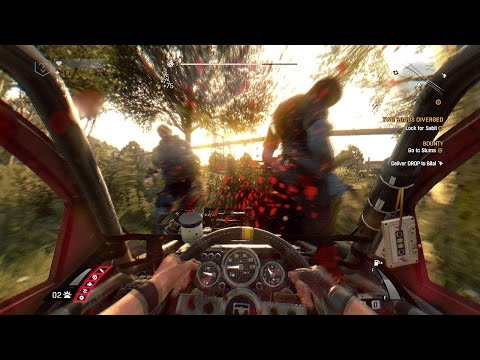 Dying Light: The Following: Giant Bomb Quick Look