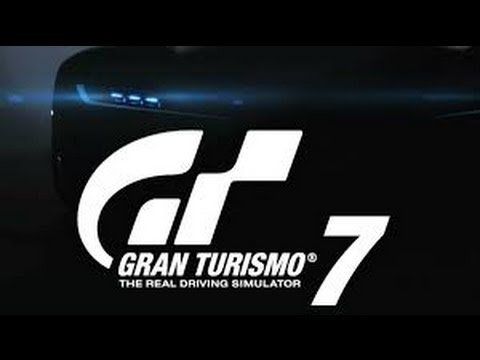 gran turismo 7 sport paris game week 2015 ps4 youtube. Black Bedroom Furniture Sets. Home Design Ideas