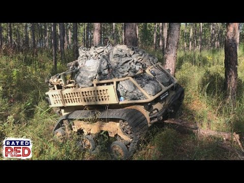 Meet Howe & Howe Technologies' New Army-Approved Robot