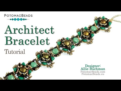 Architect Bracelet Design - Tutorial