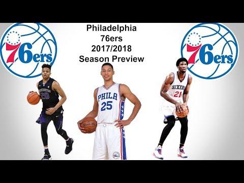 Philadelphia 76ers 2017/2018 Season Preview