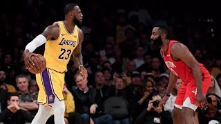 Harden Fouls Out! Lakers Comeback Down 19! 2018-19 NBA Season